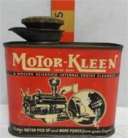 Motr-Kleen Engine Cleanser