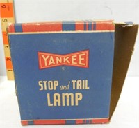 Yankee Stop and Tail Lamp - Acme Bumper Flag Hold