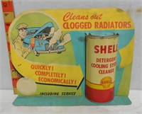 Shell Cooling System Cleaner
