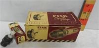 Full box Fisk Spark Plugs