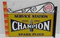 Champion Spark Plug Double-Sided
