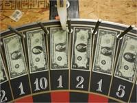 Carnival Prize/Money Wheel