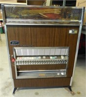 Fawn Fleetwood Cigarette Vending Machine