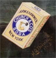 Arm & Hammer Church & Co.'s Soda Bass Fishing
