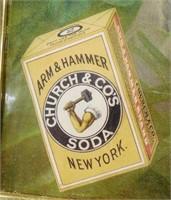 Arm & Hammer Church & Co.'s Soda