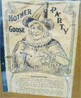 Mother Goose Party Game