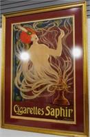 Cigarettes Saphir by Stephano
