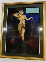 Art Deco Nude By Irene Patten