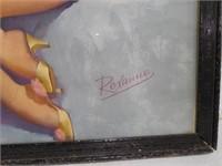 Roxanne by Elvgren
