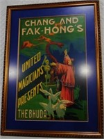 The Bhuda Chang and Fak-Hongs