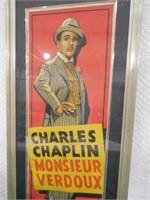 Charles Chaplin in Monsieur Verdoux