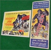 Set of 2 Movie Posters