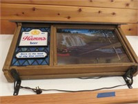 Hamms Beer Electric Sign