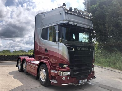 Used SCANIA R730 Trucks for sale in Ireland - 1 Listings   Truck