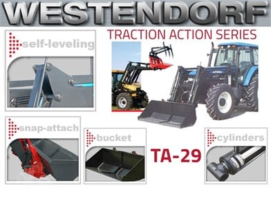 WESTENDORF TA29 For Sale By Lindstrom Equipment Inc - 1