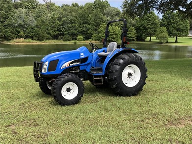 NEW HOLLAND TC55 For Sale - 10 Listings | TractorHouse com - Page 1 of 1