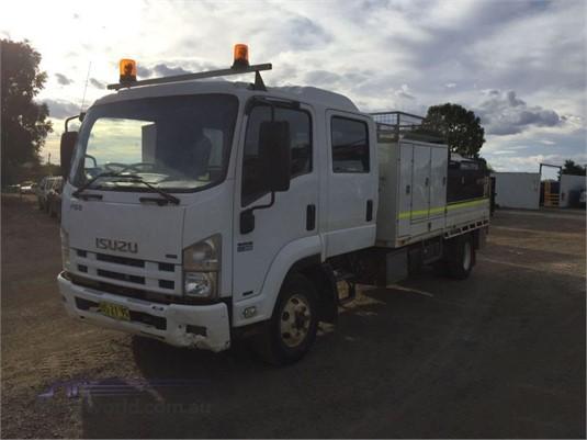 2009 Isuzu FRR Trucks for Sale