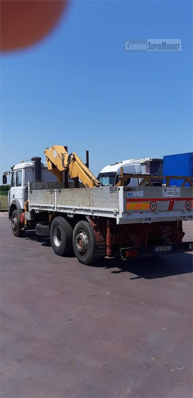 Iveco 240-26 used 1989