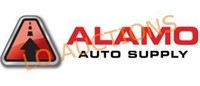 September 14 Alamo AutoSupply Surplus Inventory Live Auction