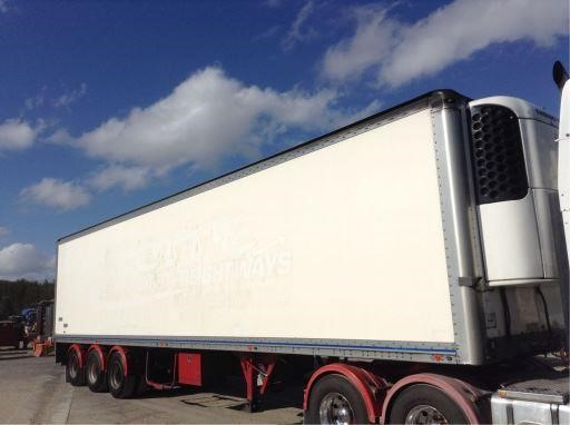 2003 Peki Refrigerated Trailer - Trailers for Sale