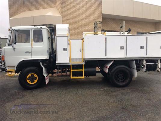 1990 Hino FT 4x4 - Trucks for Sale