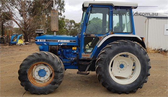 Ford other Tractors