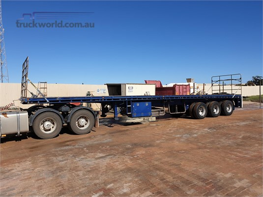 2009 Cimc FLAT TOP Trailers for Sale