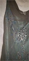Laundry by shelli Segal evening gown size 10