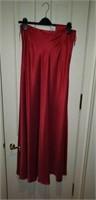 Bloomingdale's sz 10 Silk Skirt