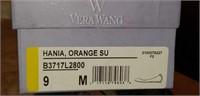 Vera Wang slip ons, Hania Orange size 9M
