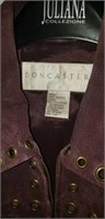 Awesone Doncaster Leather Top