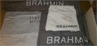 Lot of Brahmin Purse Bags Hat and more