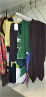 Closet lot of Misc Ladies clothing