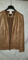 Vintage Bagatelle sz 12 Leather coat