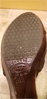 Spiga, Sesto Meucci, and Salpy shoes, size 8.5