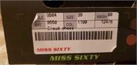 Miss Sixty s 39, Leifsdottir s 9.5, Isaac s 8.5