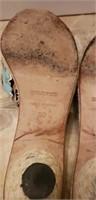 Emilio Pucci turquoise/ aqua size 39 shoes