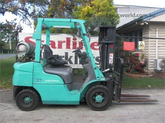 2010 Mitsubishi FGE25ZN Forklifts for Sale