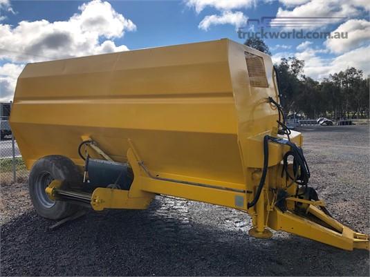 Sgariboldi other Feed/Mixer Wagon