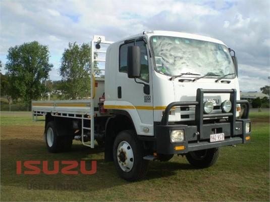 2012 Isuzu FTS 800 4x4 Used Isuzu Trucks - Trucks for Sale