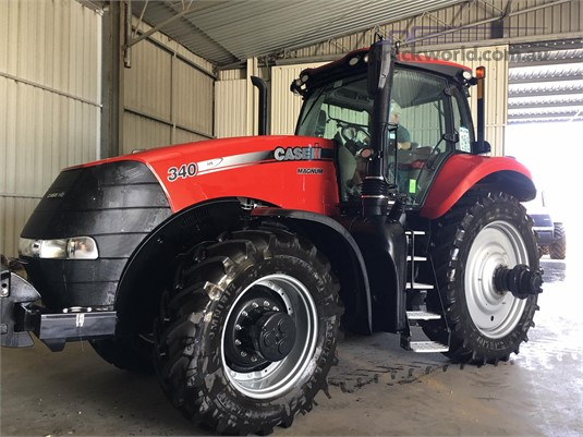 2018 Case Ih Magnum 340 Farm Machinery for Sale