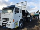 2012 Iveco Acco 2350G Tipping Tray