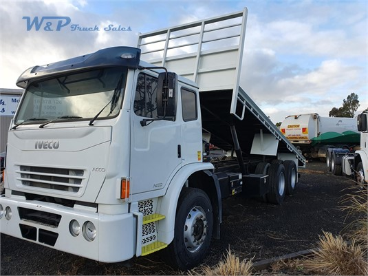 2012 Iveco Acco 2350G W & P Truck Sales  - Trucks for Sale