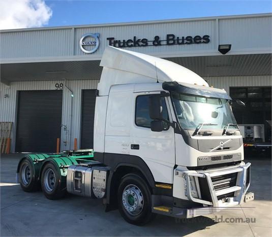 2016 Volvo FM450 Trucks for Sale