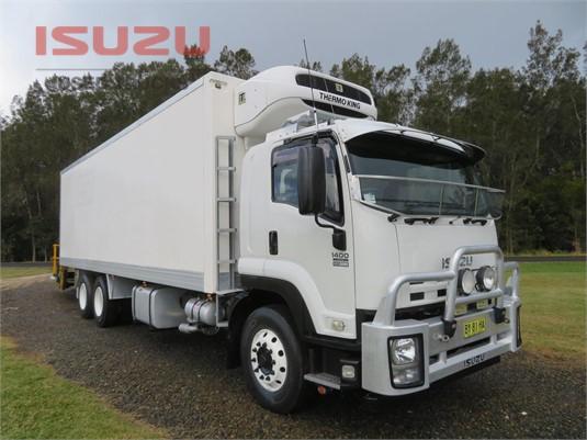 2014 Isuzu FVL1400 Used Isuzu Trucks - Trucks for Sale