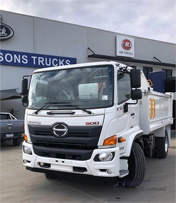 2019 Hino 500 Series 1628 FG - Trucks for Sale