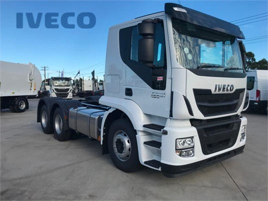 2019 Iveco Stralis 460 Iveco Trucks Sales - Trucks for Sale