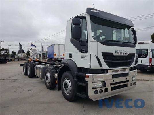 2019 Iveco STRALIS 450 Iveco Trucks Sales - Trucks for Sale
