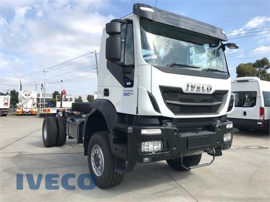 2019 Iveco TRAKKER 360 Iveco Trucks Sales - Trucks for Sale