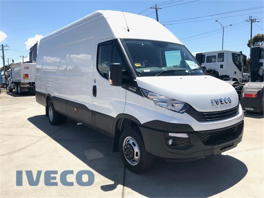 2018 Iveco Daily 50c17 Iveco Trucks Sales - Trucks for Sale